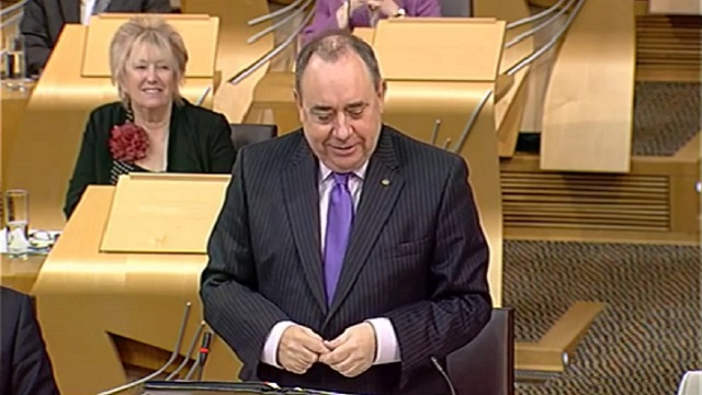 First Minister's Questions 06/02/14