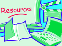Illustration of resources