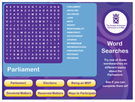 Wordsearches