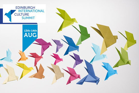 Edinburgh International Culture Summit logo