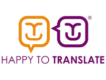 Happy to Translate logo