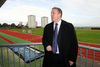 Deputy Convener Bob Doris is shown around Aberdeen Sports Village during the visit.